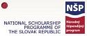 Národní stipendijní program Slovenské republiky – akademický rok 2018/2019